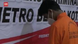 VIDEO: Tersangka Pencabulan Bekasi Ingin Menikahi Korbannya