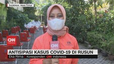 VIDEO: Waspada Klaster Rusun Surabaya