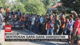 VIDEO: Bentrokan Gara-Gara Dangdutan