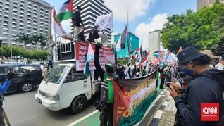 Buruh Desak RI Keluar Jika PBB 'Cicing Wae' terhadap Israel