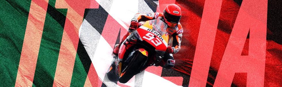 MotoGP Italia di Tanah Mugello