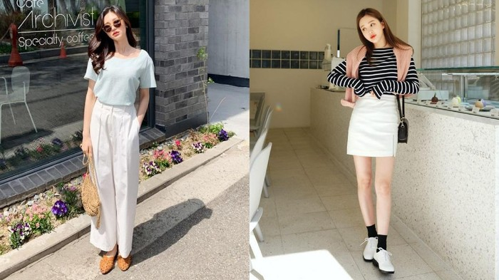 7 Referensi Gaya Fashion Minimalis, Simple But Classy!