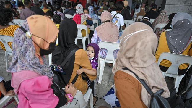 Malaysia kembali mencatat rekor tertinggi penularan harian infeksi virus corona dengan 7.857 kasus dan 59 kematian pada Kamis (27/5).