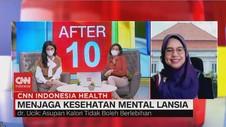 VIDEO: Menjaga Kesehatan Mental Lansia