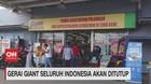 VIDEO: Jelang Tutup, Giant Diserbu Warga
