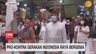 VIDEO: Pro-Kontra Gerakan Indonesia Raya Bergema