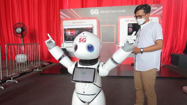 Pada tahap awal, Jaringan 5G tersebar di 9 wilayah yakni DKI Jakarta, Surabaya, Makassar, Bali, Batam, Medan, Solo, Balikpapan dan Bandung.