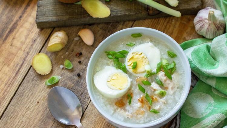 Resep Bubur Ayam Sederhana