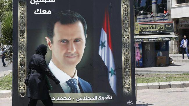 Bashar al-Assad memenangi pemilihan umum dengan perolehan suara 95,1 persen dan akan memimpin Suriah untuk kali keempat.