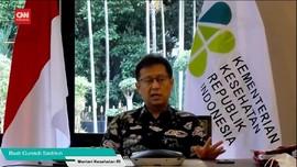 VIDEO: Menkes Jelaskan Nilai E Untuk DKI Jakarta