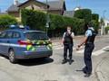 VIDEO: Polwan Prancis Luka Ditusuk Pria Tak Dikenal