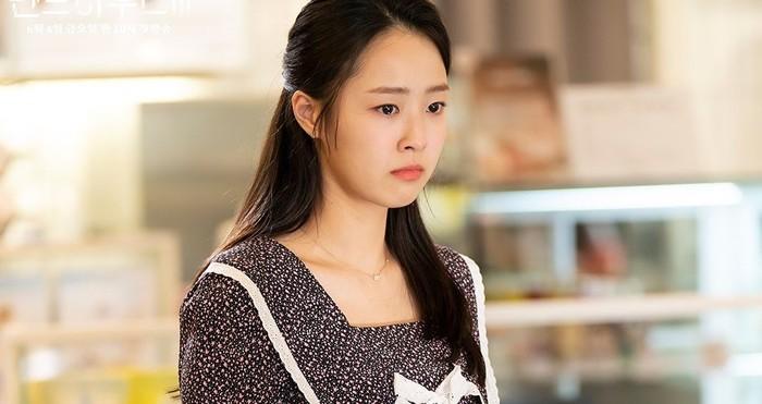 Ha Eun Byeol, yang tidak mau kalah dari siapapun. Keberadaannya jadi pertanyaan. Karena di akhir episode season 2, ia dibawa pergi oleh pengasuhnya yang mencurigakan / foto: instagram.com/sbsdrama.official