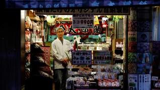 FOTO: Kecemasan Warga Jepang Jelang Olimpiade Tokyo 2021