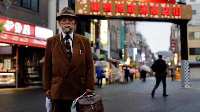 Harajuku ialah distrik anak muda, tapi Sugamo ialah 'Harajuku' bagi kaum lansia yang berada di Tokyo, Jepang.