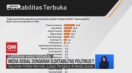 VIDEO: Media Sosial Dan Elektabilitas