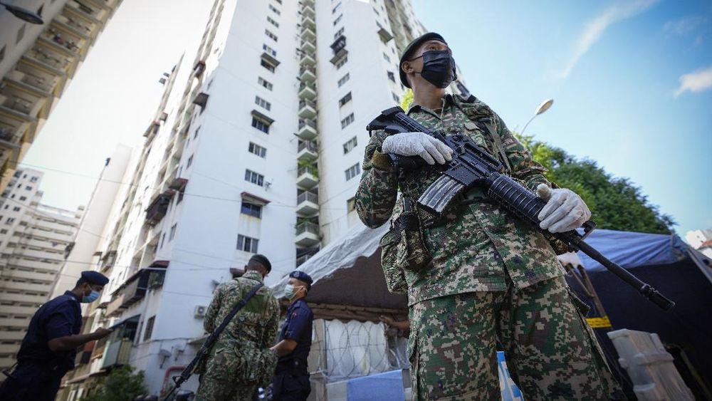 Malaysia Lockdown Penuh