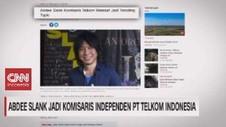 VIDEO: Abdee Slank Jadi Komisaris Independen PT Telkom