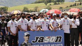 Pembalap Moto3 Dupasquier Meninggal karena Kerusakan Otak