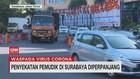 VIDEO: Penyekatan Pemudik di Surabaya Diperpanjang