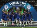 FOTO: Detik-detik Chelsea Juara Liga Champions