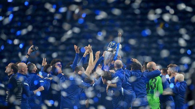 Pilihan Thomas Tuchel memainkan formasi 3-4-2-1 di Chelsea selaras dengan komposisi pemain yang ada di skuad The Blues.