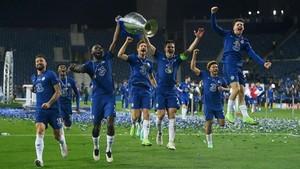 UEFA Resmi Hapus Gol Tandang di Liga Champions