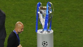 Meme Kocak Guardiola Gagal Bawa Man City Juara Liga Champions