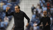 Tuchel Selangkah Menuju 4 Kemenangan Beruntun atas Guardiola