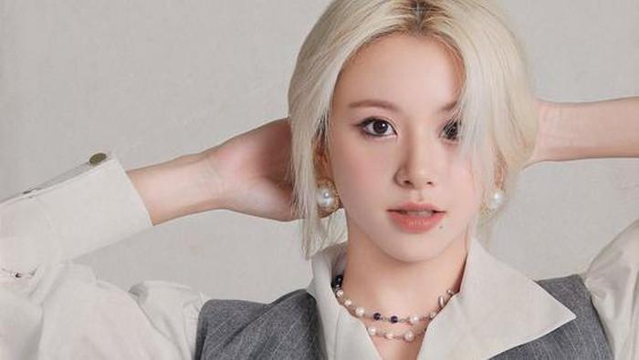 Intip Fashion Style Chaeyoung TWICE, dari Casual Sampai Chic Style!