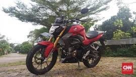 'Moge' Paket Hemat Honda CB150R Streetfire
