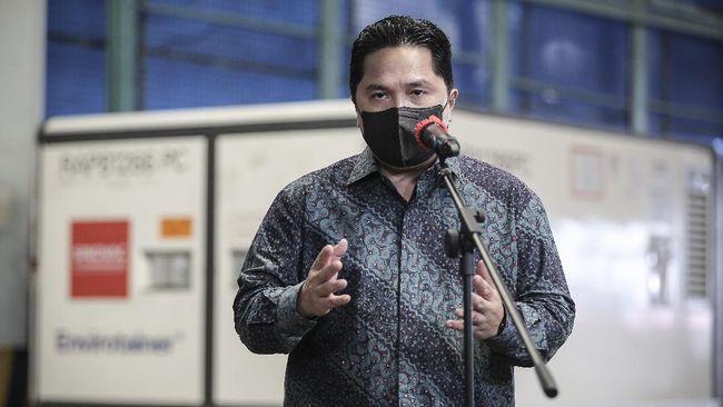 Erick Thohir Ungkapkan Alasan Tunjuk Abdee Slank Jadi Komisaris Telkom