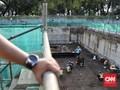 FOTO: Pembangunan MRT Fase 2 Sudah 16,5 Persen