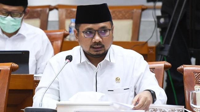Hari Santri, Afi Gantikan Yaqut Jadi Menteri Agama Sehari