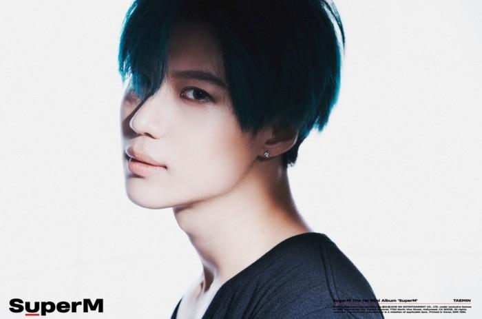 Saat SHINee hiatus karena ketiga anggota lainnya wajib militer, Taemin justru menjadi sangat sibuk. Ia aktif menyapa penggemar dengan beberapa kali comeback sebagai penyanyi solo. Selain itu, Taemin juga tergabung dalam unit grup SuperM / foto: smtown.com