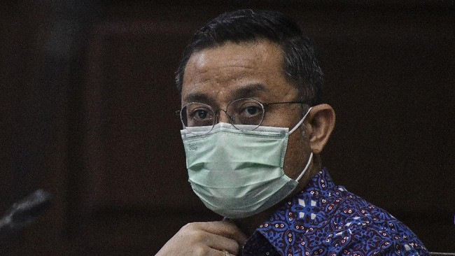 KPK Setor Rp500 Juta Denda Kasus Korupsi Juliari