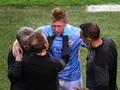 Cedera Macam Atlet MMA, De Bruyne Terancam Batal ke Euro