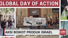 VIDEO: Aksi Boikot Produk Israel