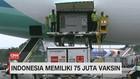 VIDEO: Indonesia Memiliki 75 Juta Vaksin Covid-19