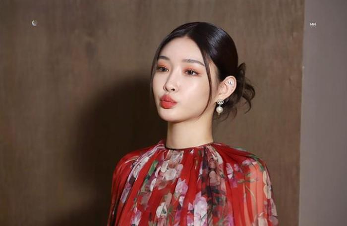 Setelah kontrak dengan I.O.I berakhir, Chungha memutuskan untuk bersolo karier. Ia dikenal sebagai penyanyi multi talenta, dengan kemampuan menyanyi dan menari di atas rata-rata. / foto: instagram.com/chungha_official