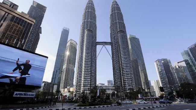 Malaysia disebut tengah merencanakan perpanjangan lockdown karena kasus harian Covid-19 belum di bawah 4.000 dan angka kematian tetap tinggi.