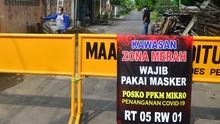 Satgas Perketat Operasi Prokes di 29 Zona Merah Covid