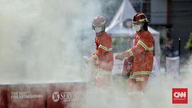 Kantor BPOM Kebakaran, Kerugian Ditaksir Rp600 Juta