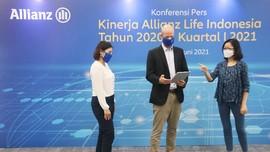 Allianz Indonesia Raih Laba Bersih Rp1,3 T pada 2020