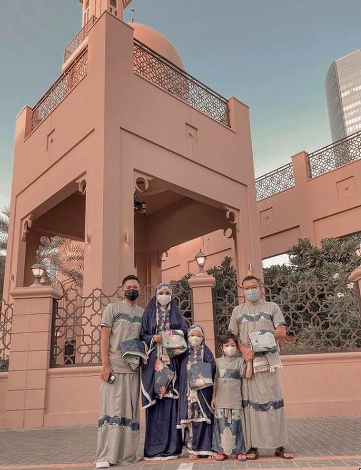 Anang Ashanty Liburan ke Dubai dan Istanbul