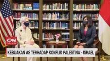 VIDEO: Kebijakan Luar Negeri AS Soal Konflik Palestina-Israel