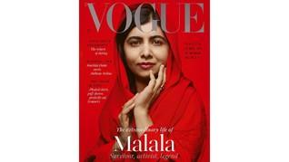 Aktivis Malala Yousafzai 'Bersuara' di Sampul Vogue Juli 2021