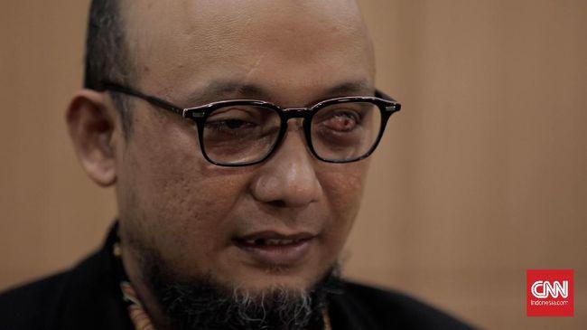 Penyidik KPK Novel Baswedan mengatakan pekerjaan memberantas korupsi pasti tak disukai oleh orang-orang yang merasa terancam dengan langkahnya di KPK.