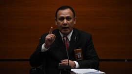 OTT Bocor Disebut Sering Terjadi Saat Firli Jabat Deputi KPK