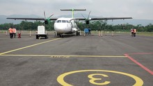 Bandara Soedirman Sepi, Citilink Setop Terbang Sementara