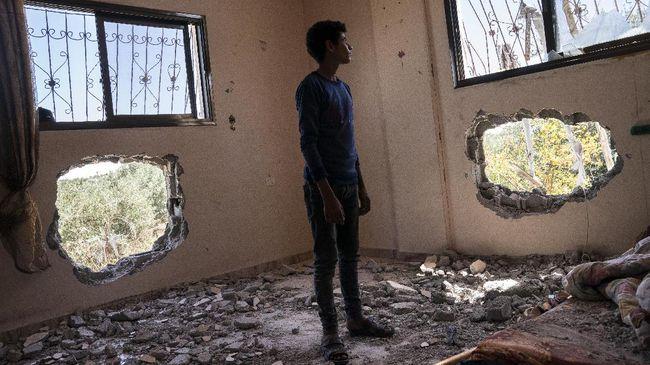 Perang Israel-Gaza Mei 2021 menyisakan luka trauma yang menjadi bom waktu ledakan bencana mental yang lebih besar pada penduduk Gaza.